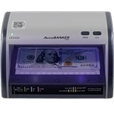 AccuBANKER LED420 Testery banknotów